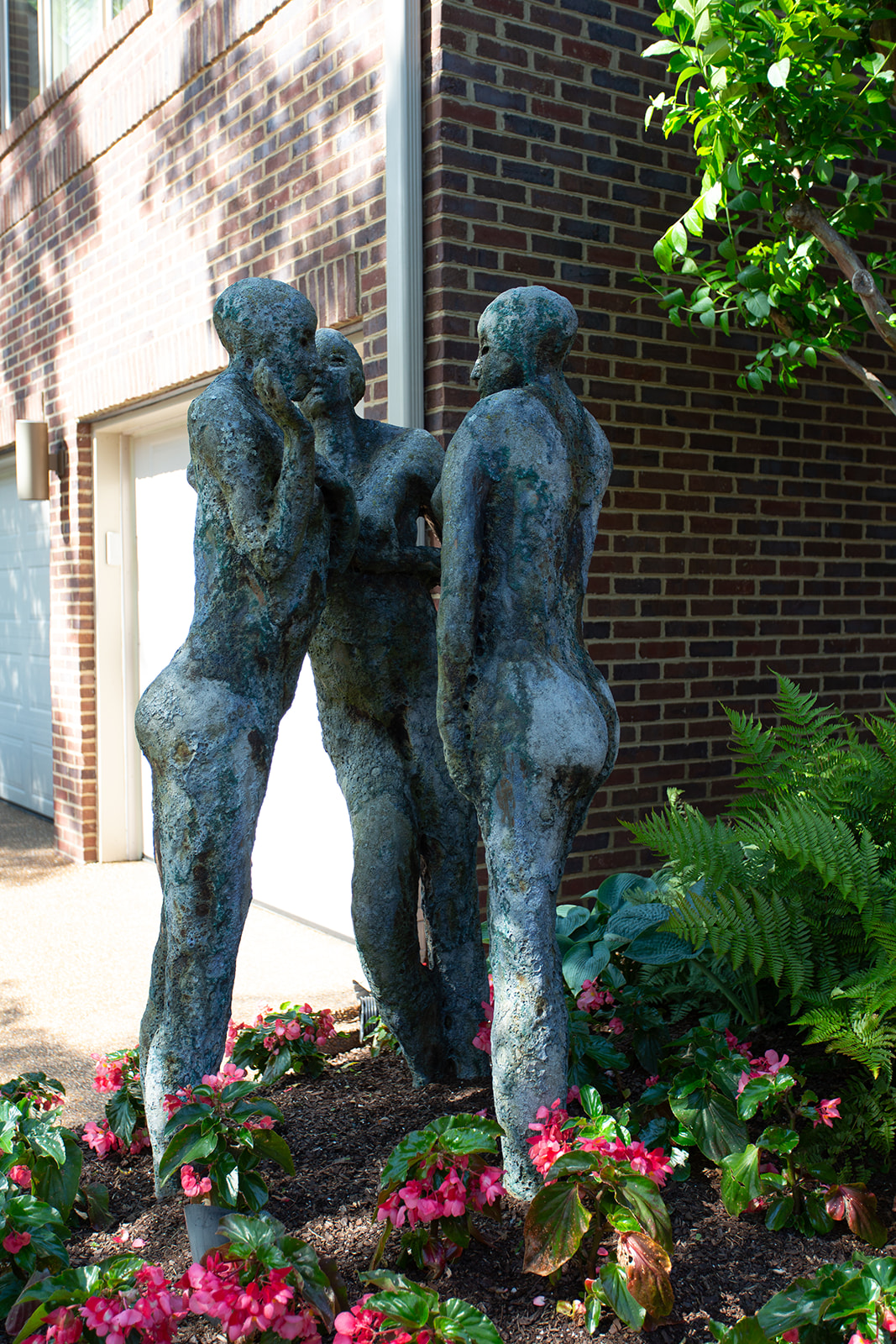 "Mark Chatterly ""Three Muses"""