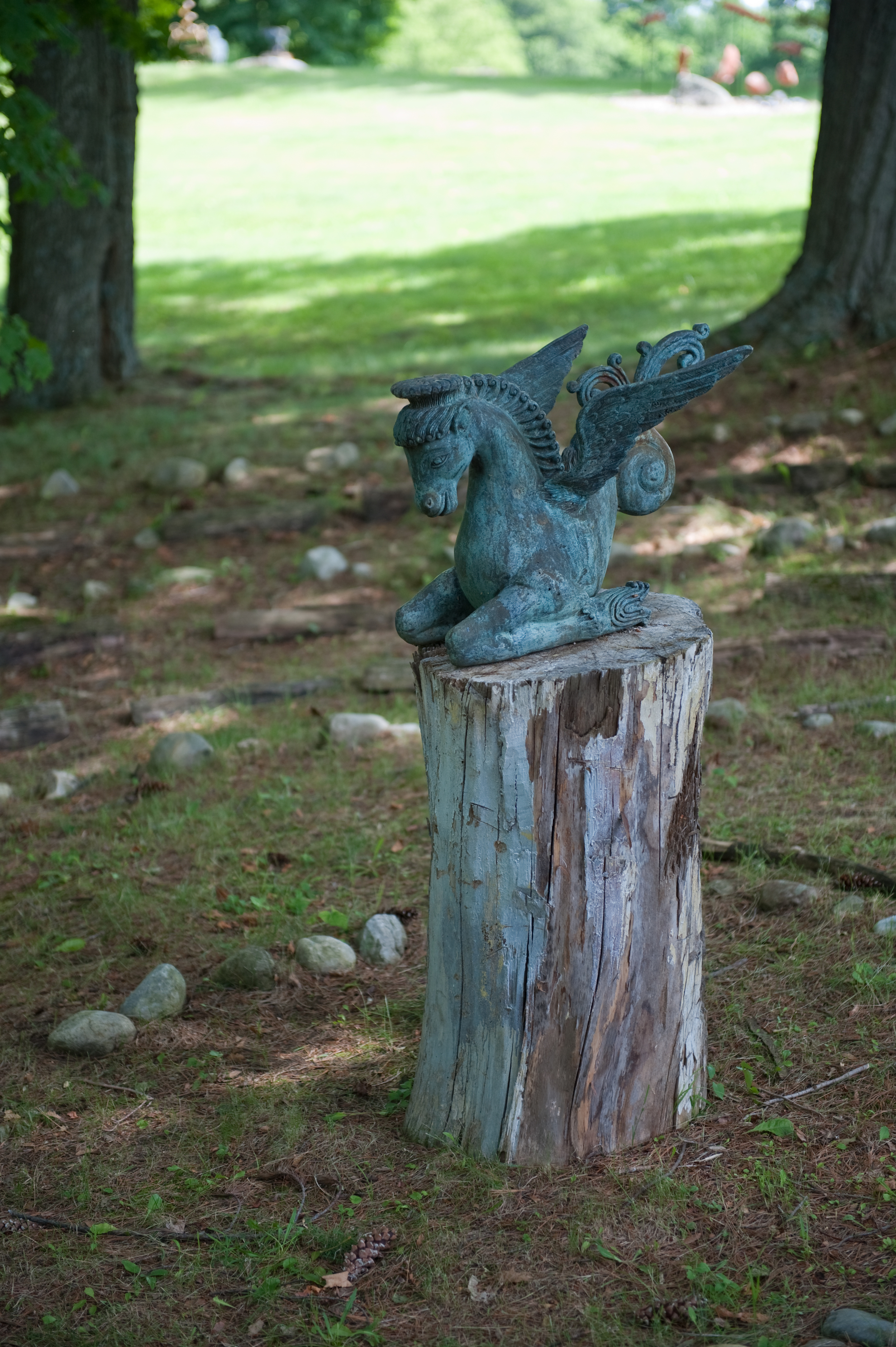 Compromise: Pegasus and the Labrynth