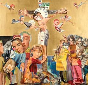 Crucifiction-Crucifixion