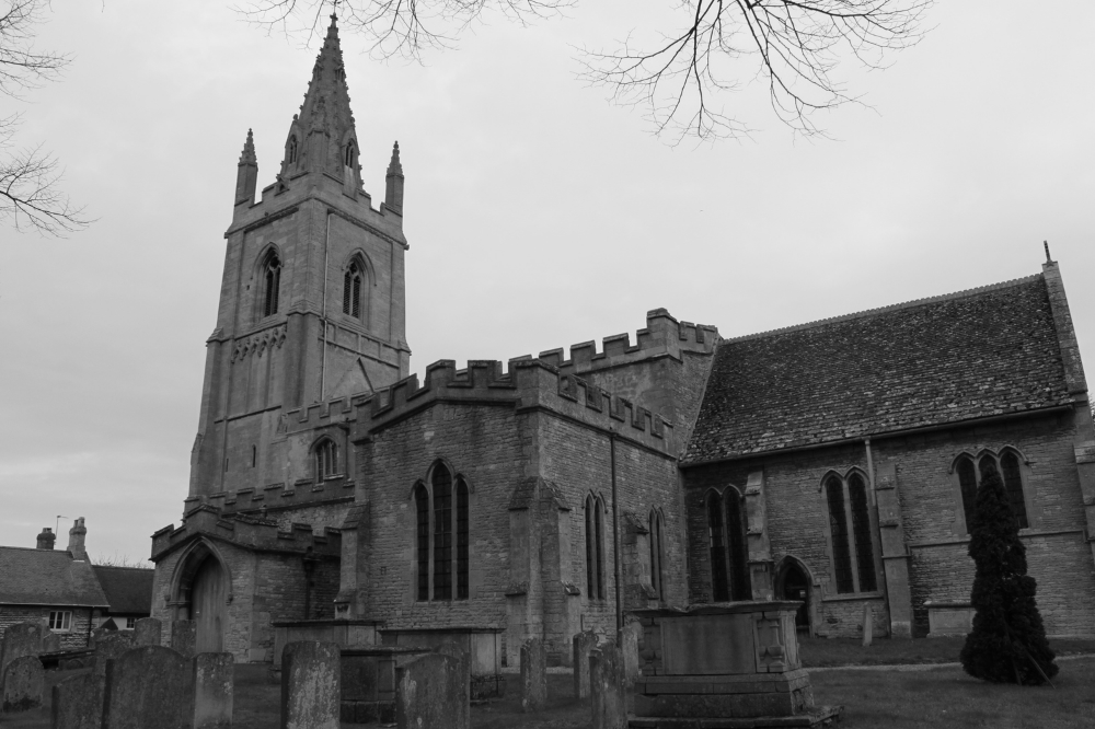 Empingham Church, Rutland, England ©JadeAnnaHughes