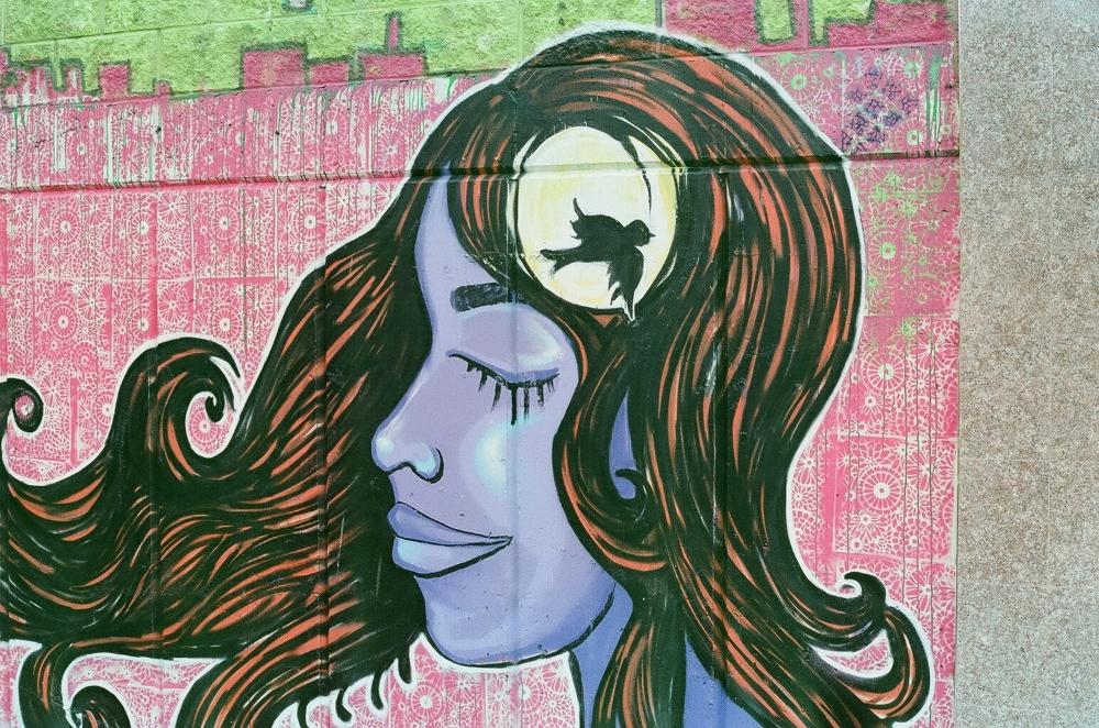 Image ©JadeAnnaHughes Bushwick street art