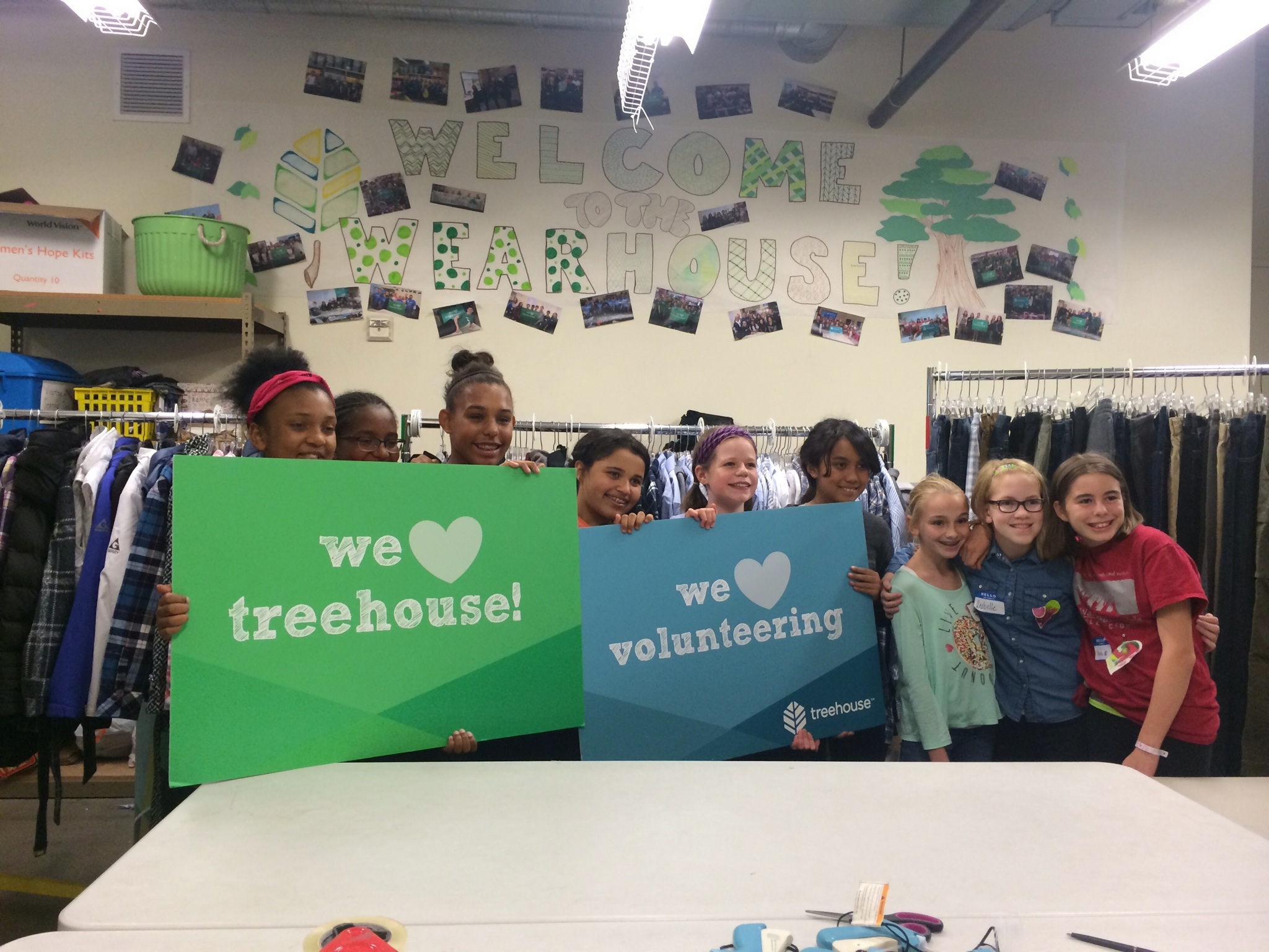 The Treehouse Group.
