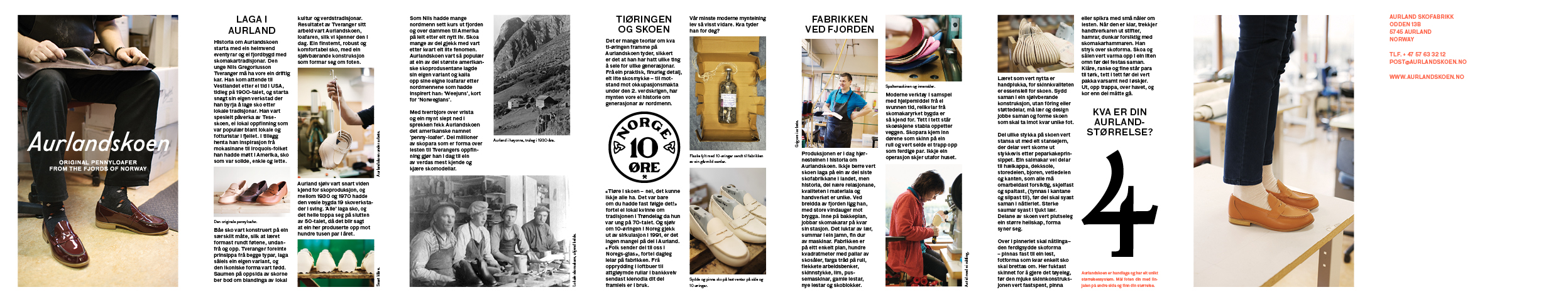 Brochure side 2: Norwegian translation