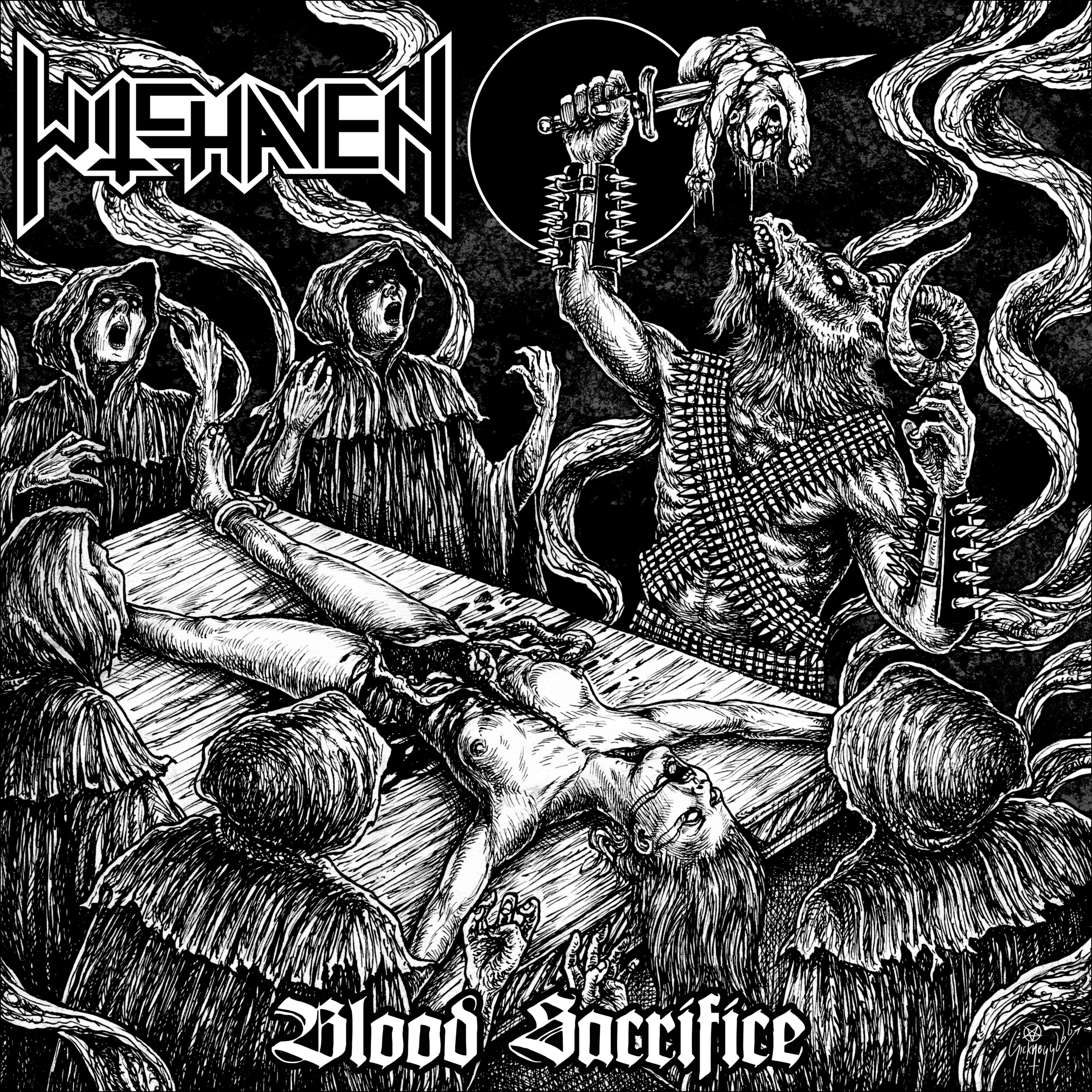Witchaven - Blood Sacrifice