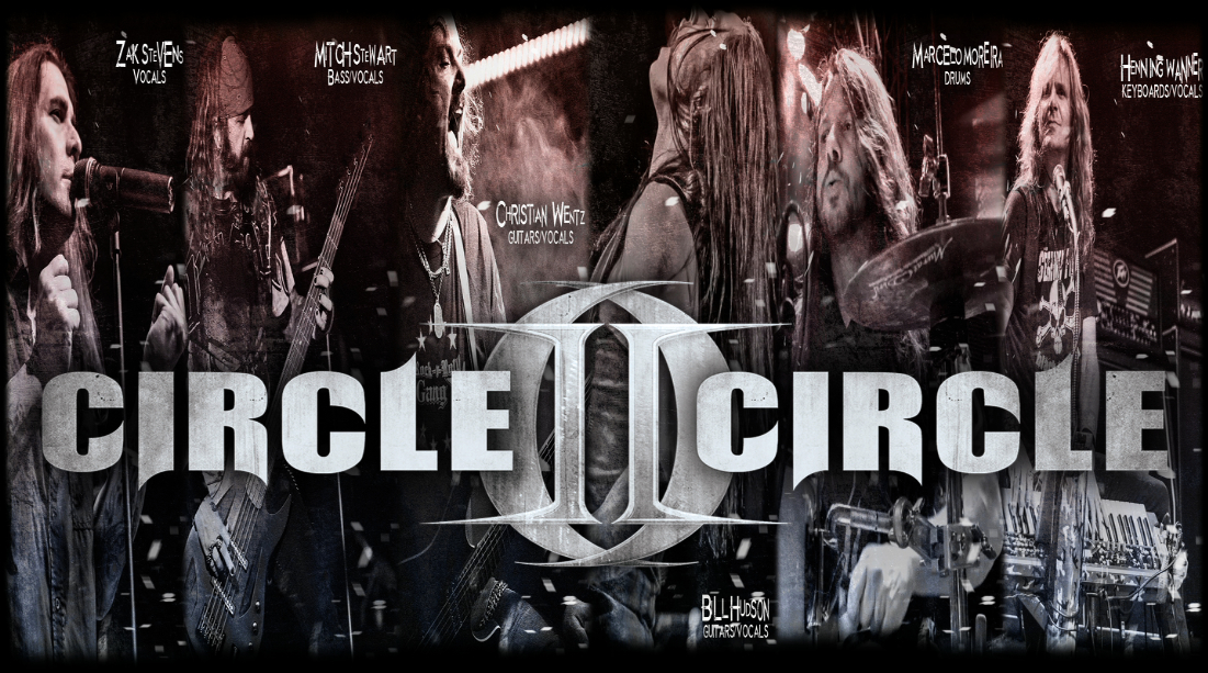 Circle II Circle Reign Of Darkness Merch at Grey Haven Media