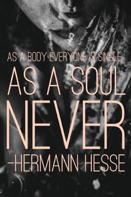Herman Hesse Quote On Loneliness