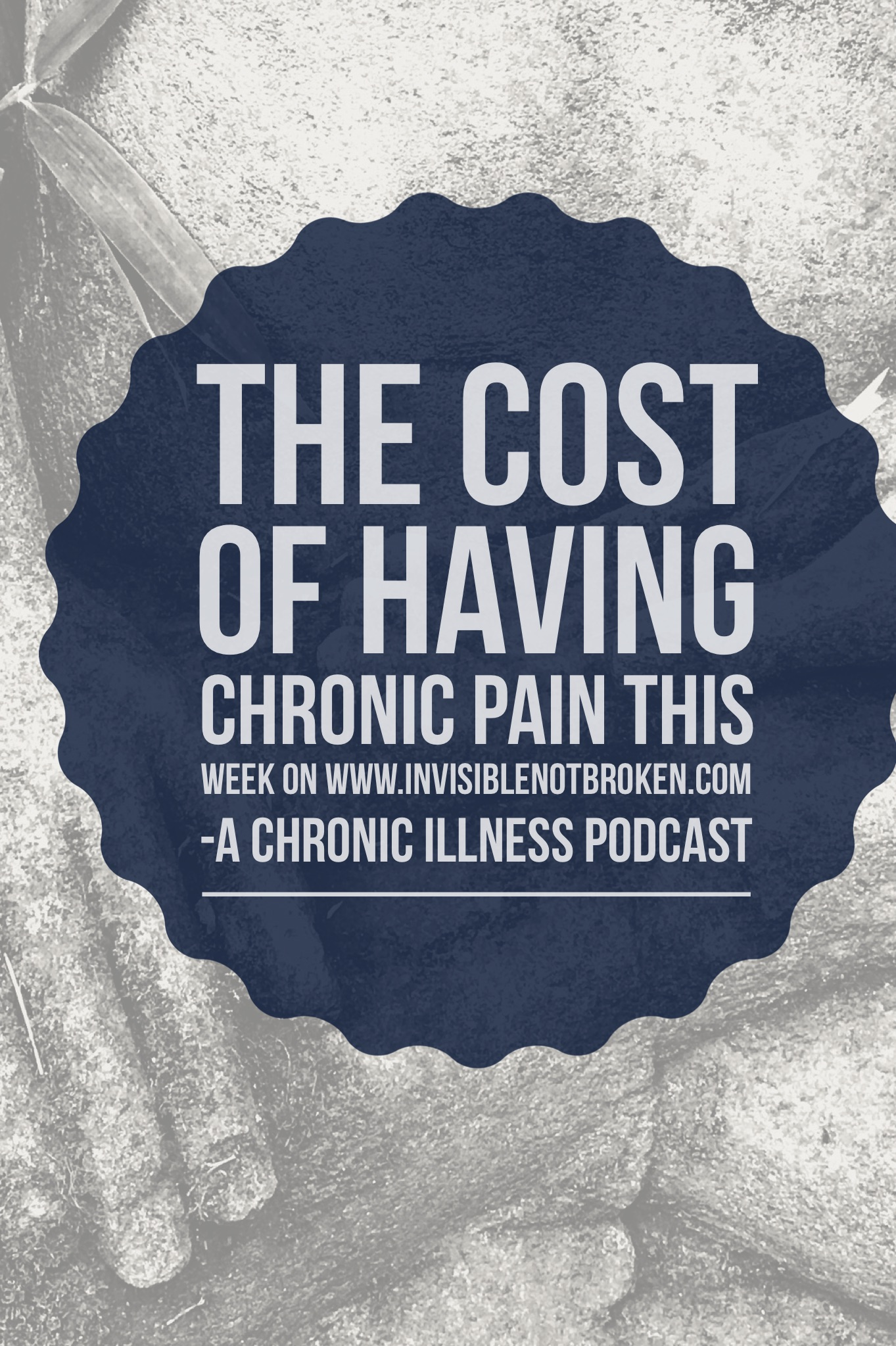 The Cost Of Have A Chronic Illness