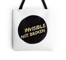 Chronic Illness Podcast Tote Bag