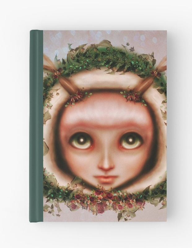 Anime Fairy Art Journal
