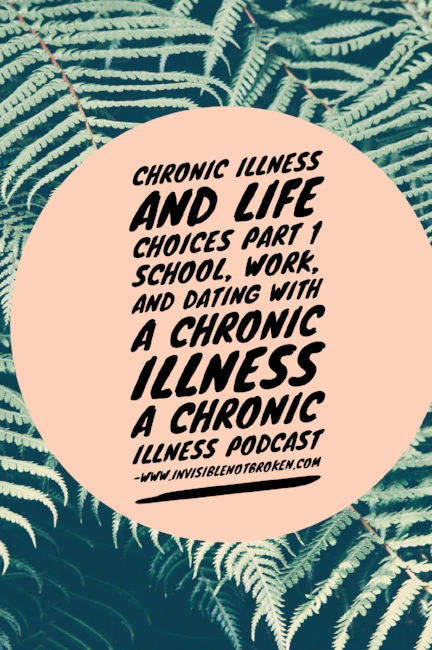 Chronic Illness and Life choices and panel with Eva from Wellacopia in conversation with Monica Michelle from Invisible Not Broken