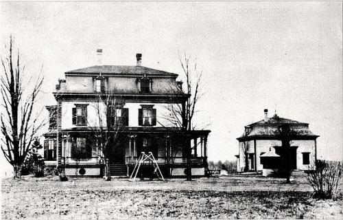 Tom Thumb and Lavinia Stratton's Home