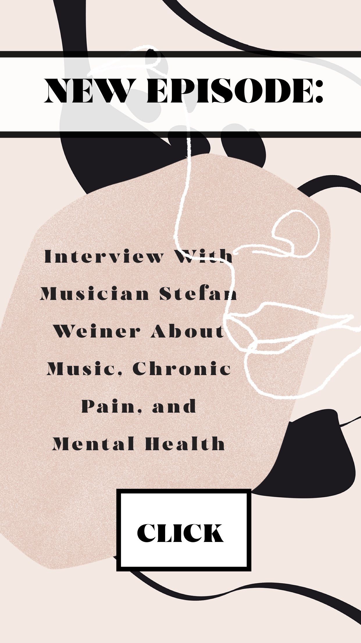Interview With Musician Stephan Weiner About Music, Chronic Pain, and Mental Health