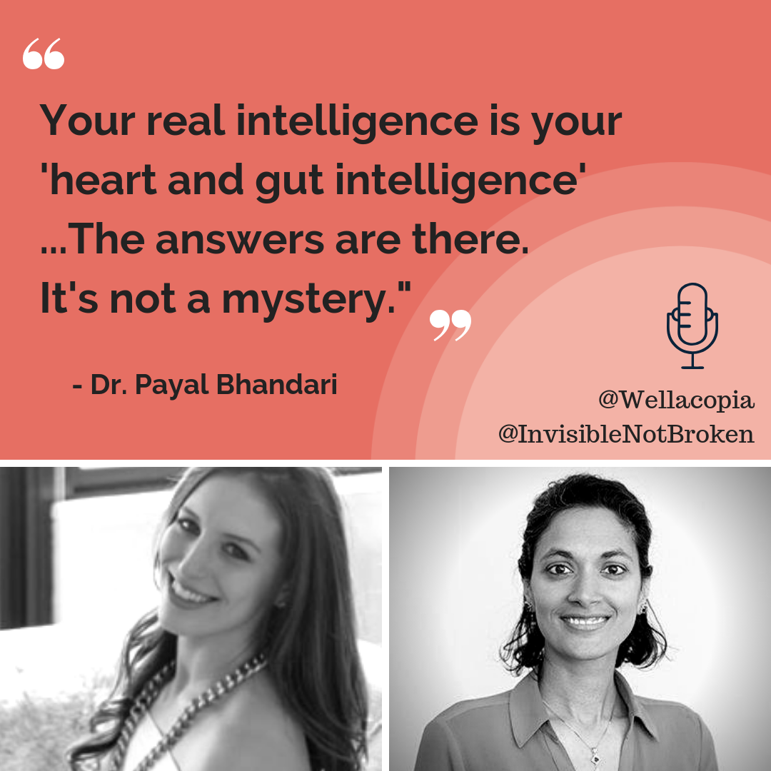 Wellacopia interview with Payal Bhandari
