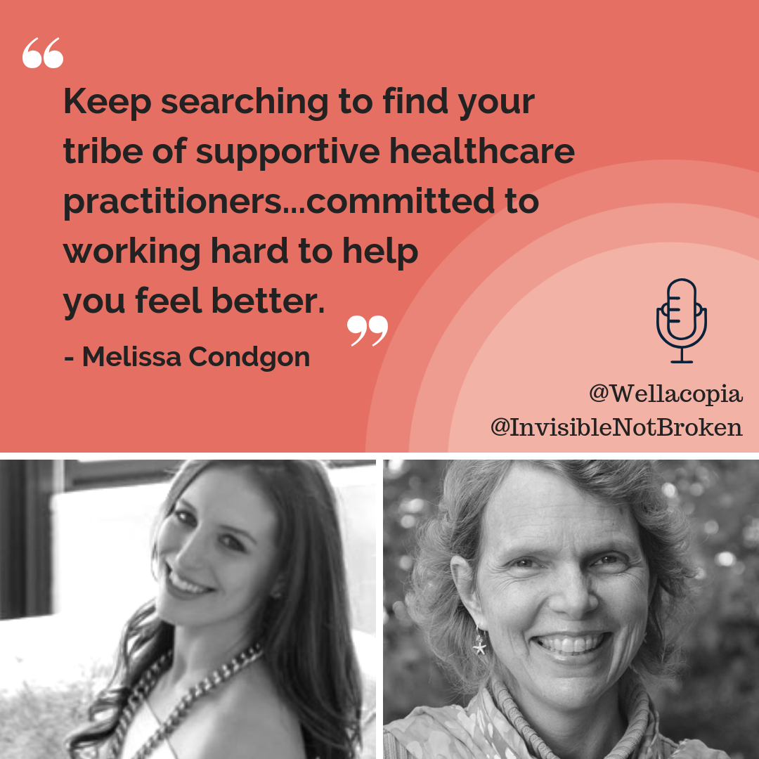 Wellacopia Interview with Dr. Melissa Congdon