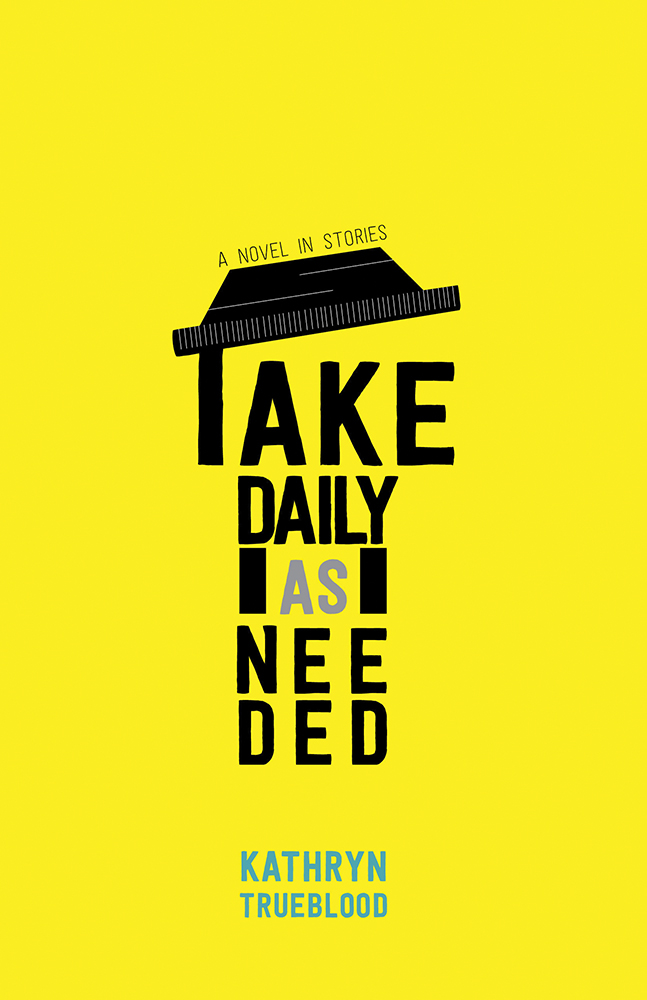 Take Daily as Needed Book Cover
