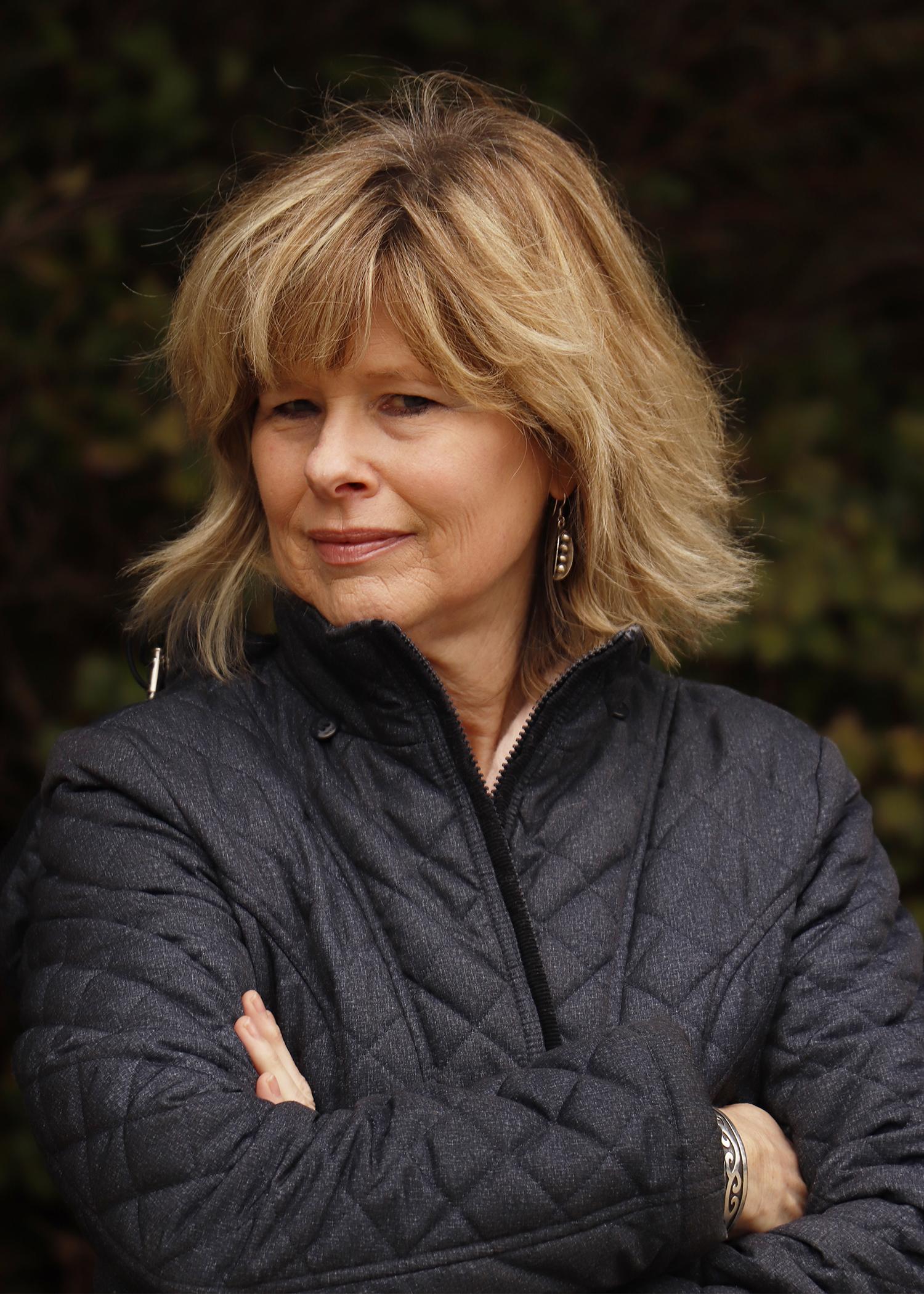 Author Kathryn Trueblood Headshot