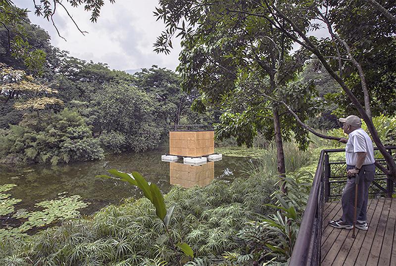 Fotógrafo: Julián Roldán - Cortesía de Galería Casas Riegner