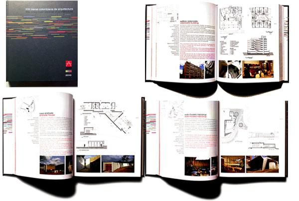 Casa Andrade, Wok Museo y Edificio Violoncello en XX11  Bienal Colombiana de Arquitectura     2010