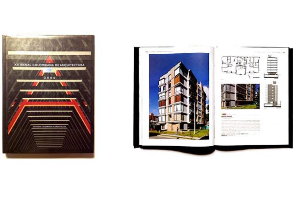 Edificio Origami en la XX Bienal Colombiana de Arquitectura   2006