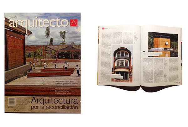 Casa Desorientada en Arquitecto   Noviembre 2014