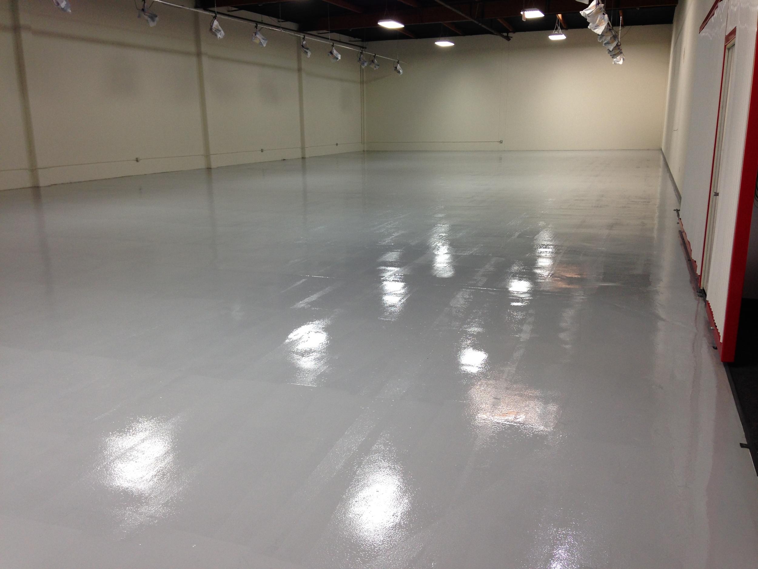 Clinic Floor