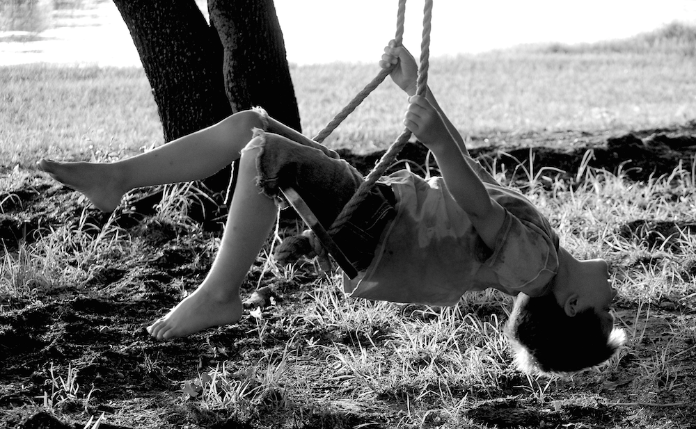 SWING BOY         © 2014 David Marlett