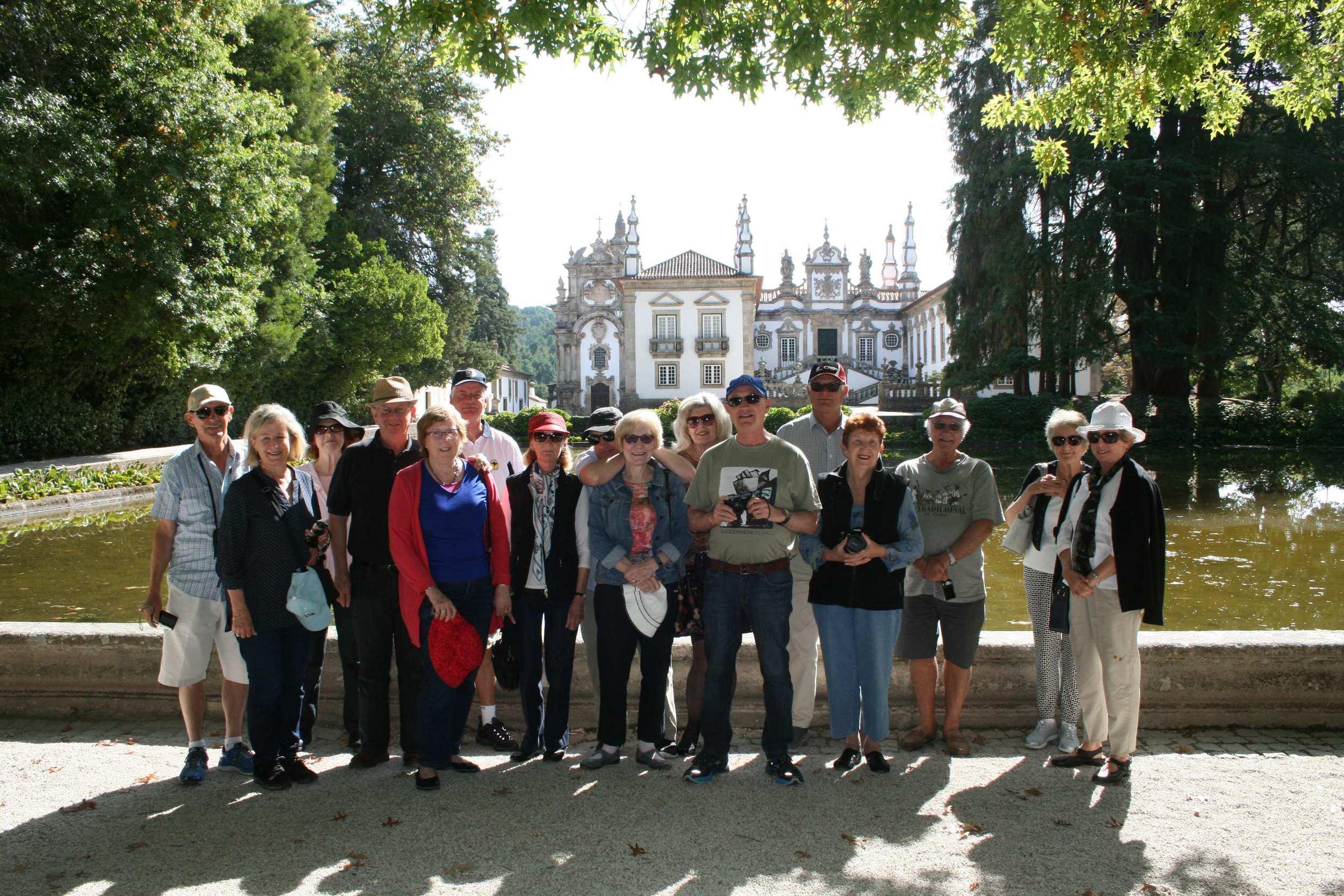 ANCIENT KINGDOMS OF SPAIN & PORTUGAL - 2015 - ON TOUR