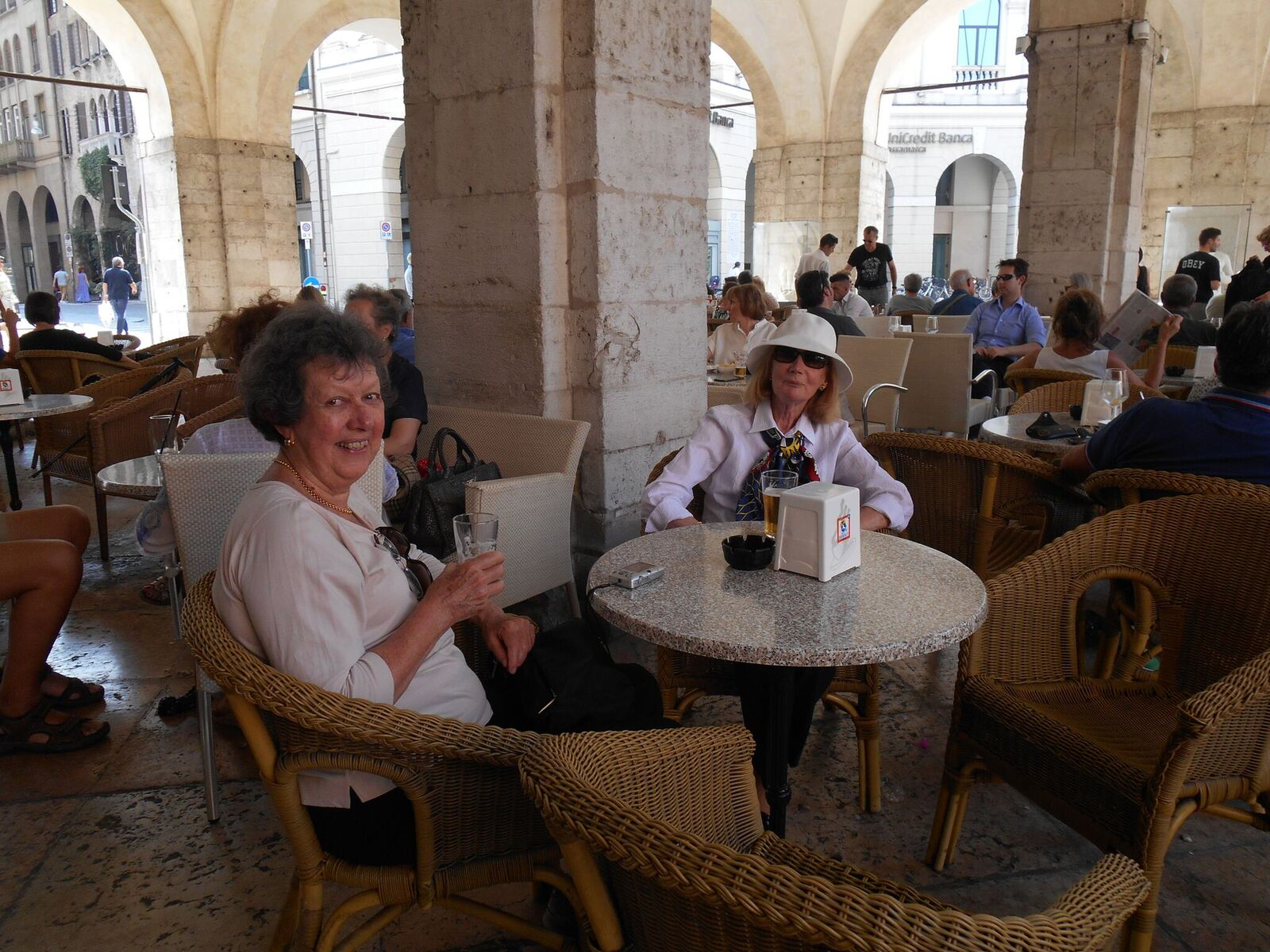 And of course time to relax as the locals do and rest and take in the ambience