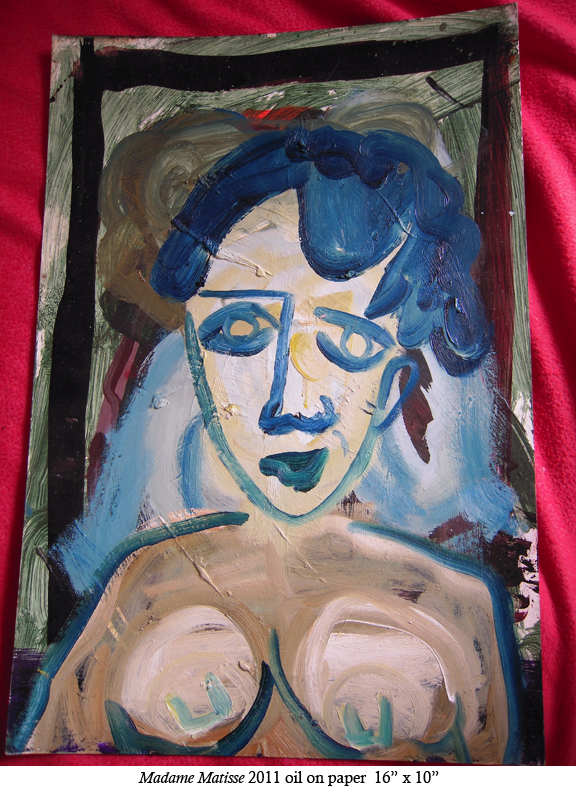 Madame Matisse, 2011