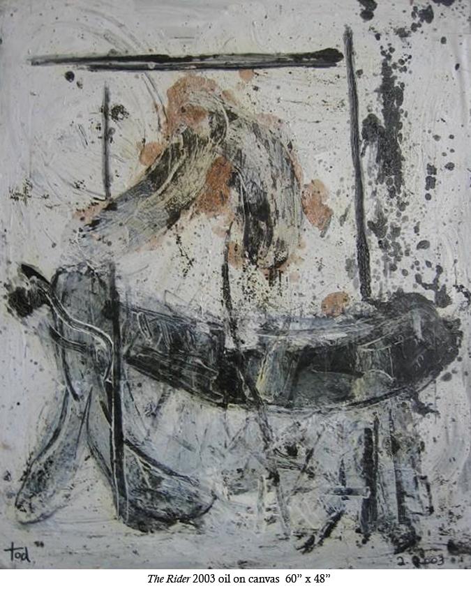 The Rider, 2003