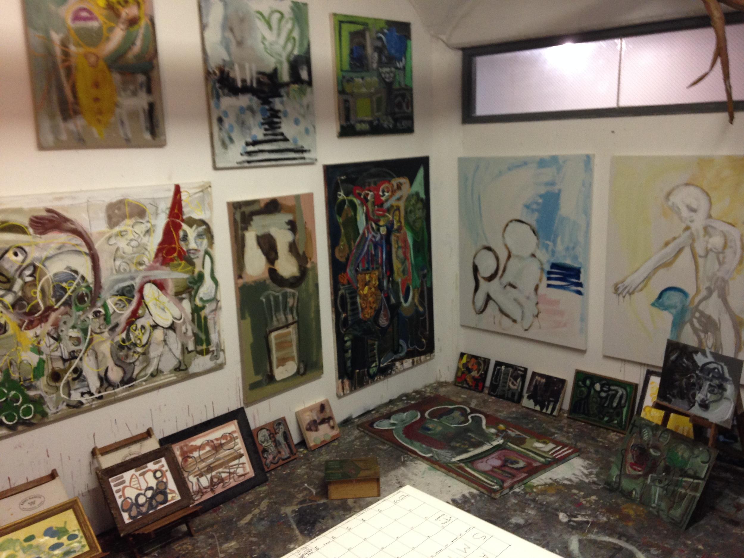 Summer St Studio May 2015