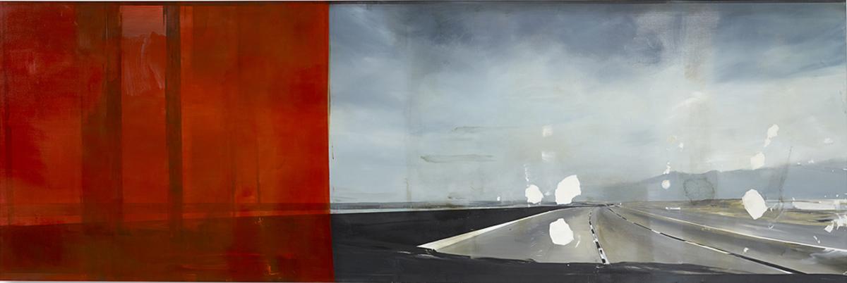 Carla Klein,  Untitled  at the Tanya Bonakdar Gallery, New York