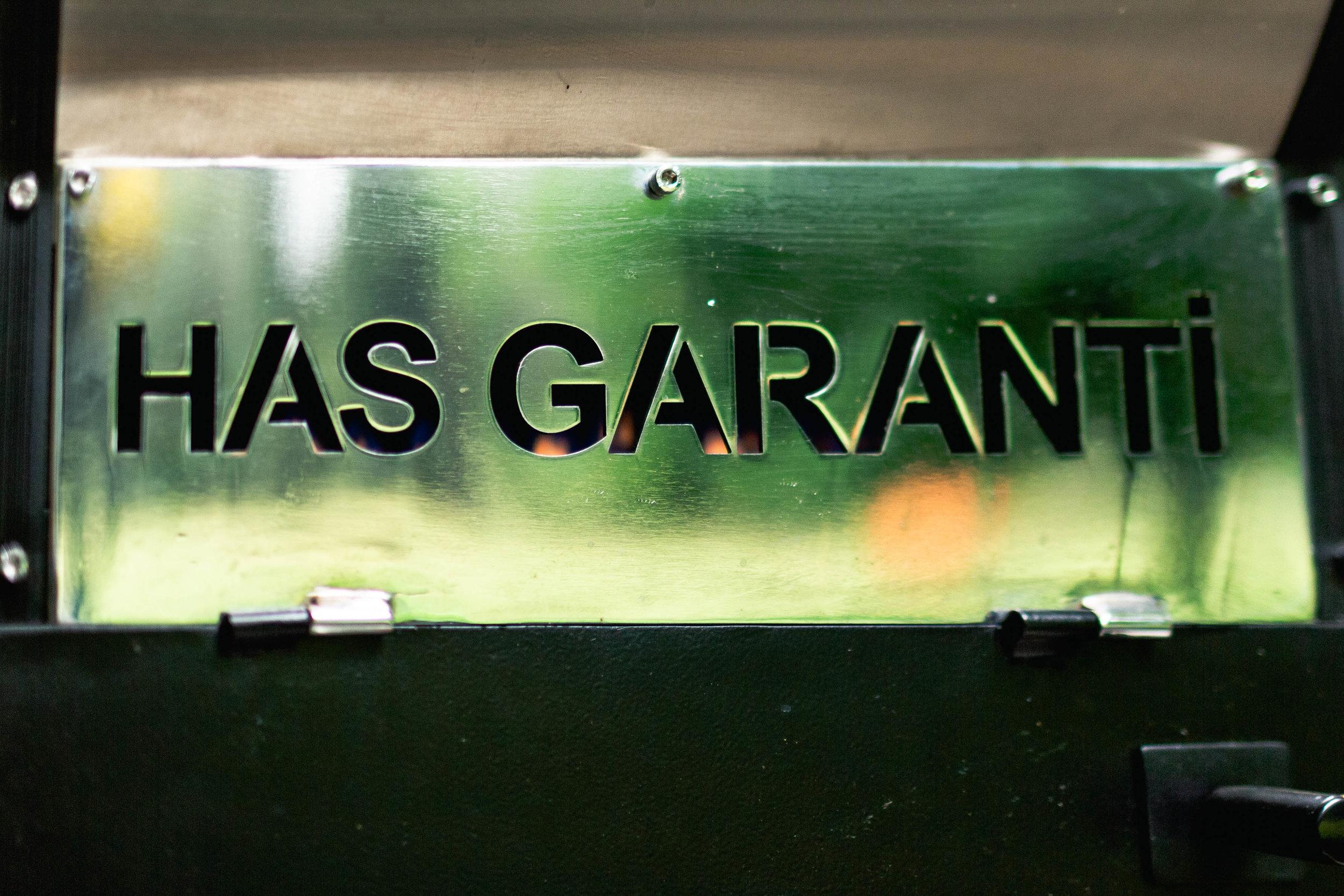 The roaster - 10kg Has Garanti
