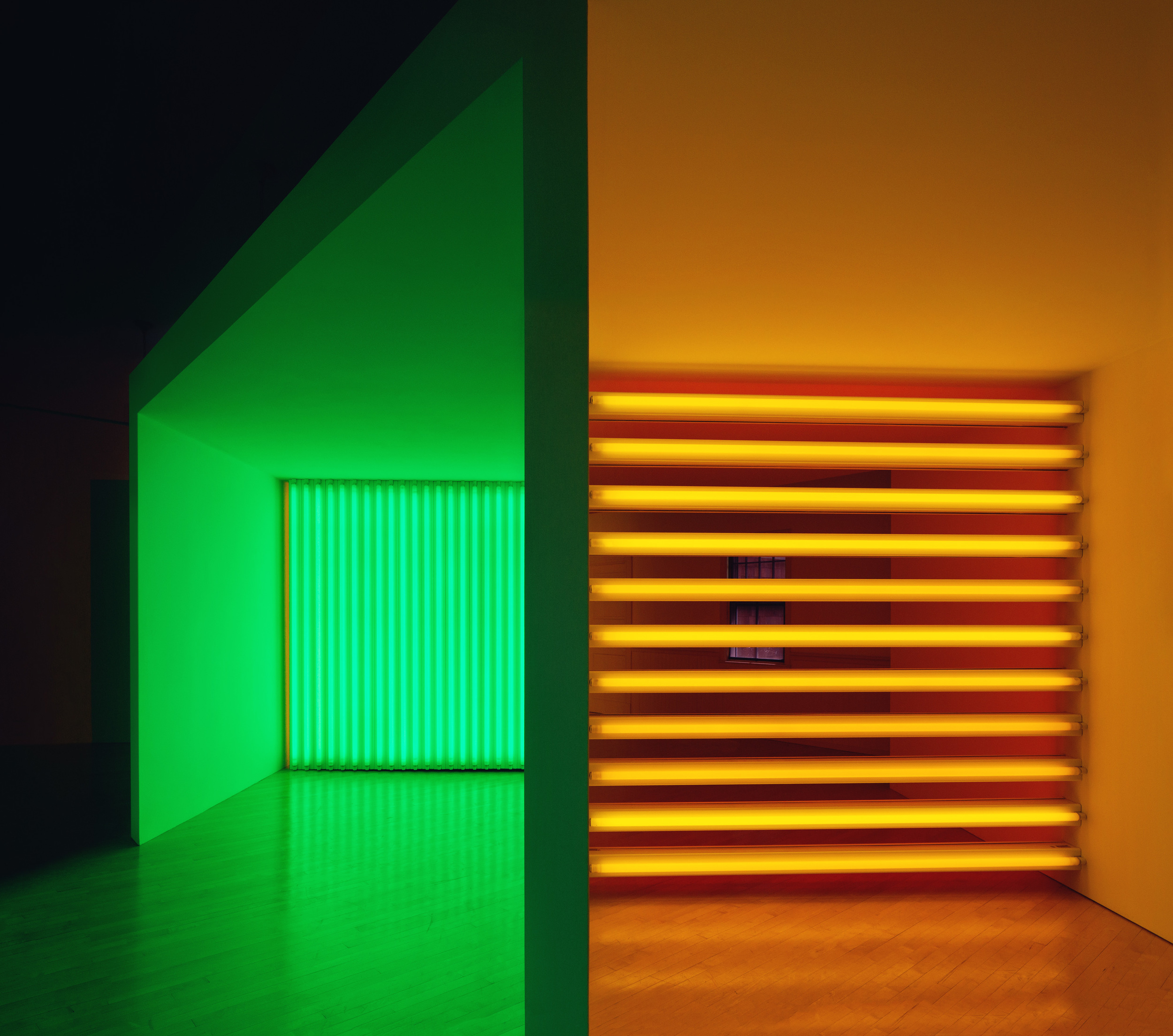 The Dan Flavin Art Institute  Bridgehampton, NY