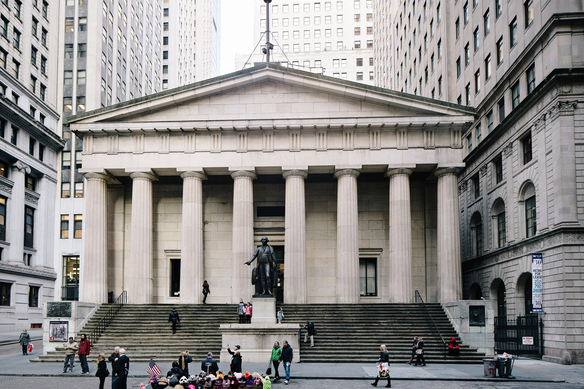 Federal Hall for National Trust for Historic Preservation