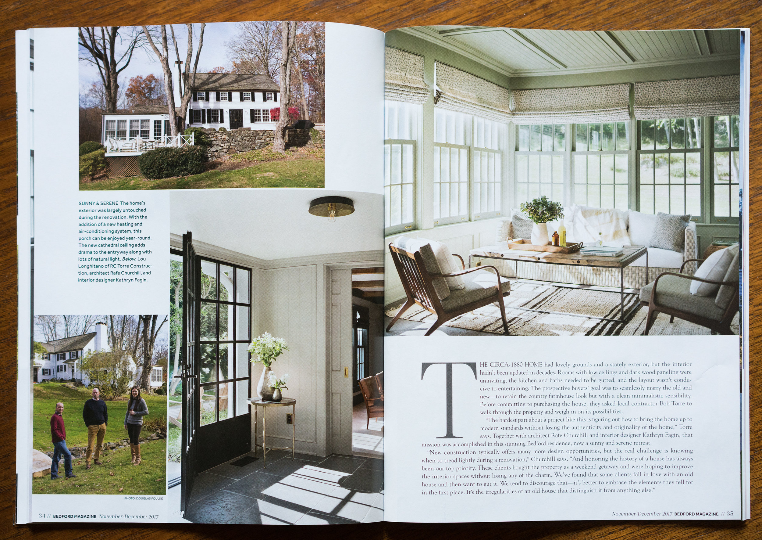 Bedford Magazine