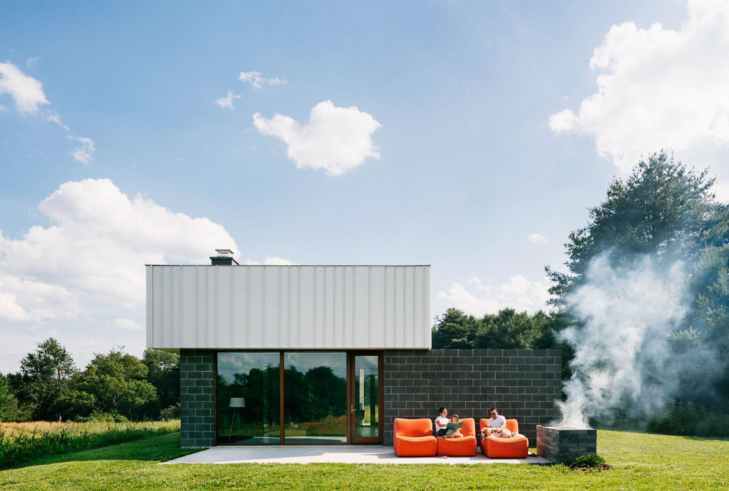 White Lake House Catskills, NY J_spy Architecture