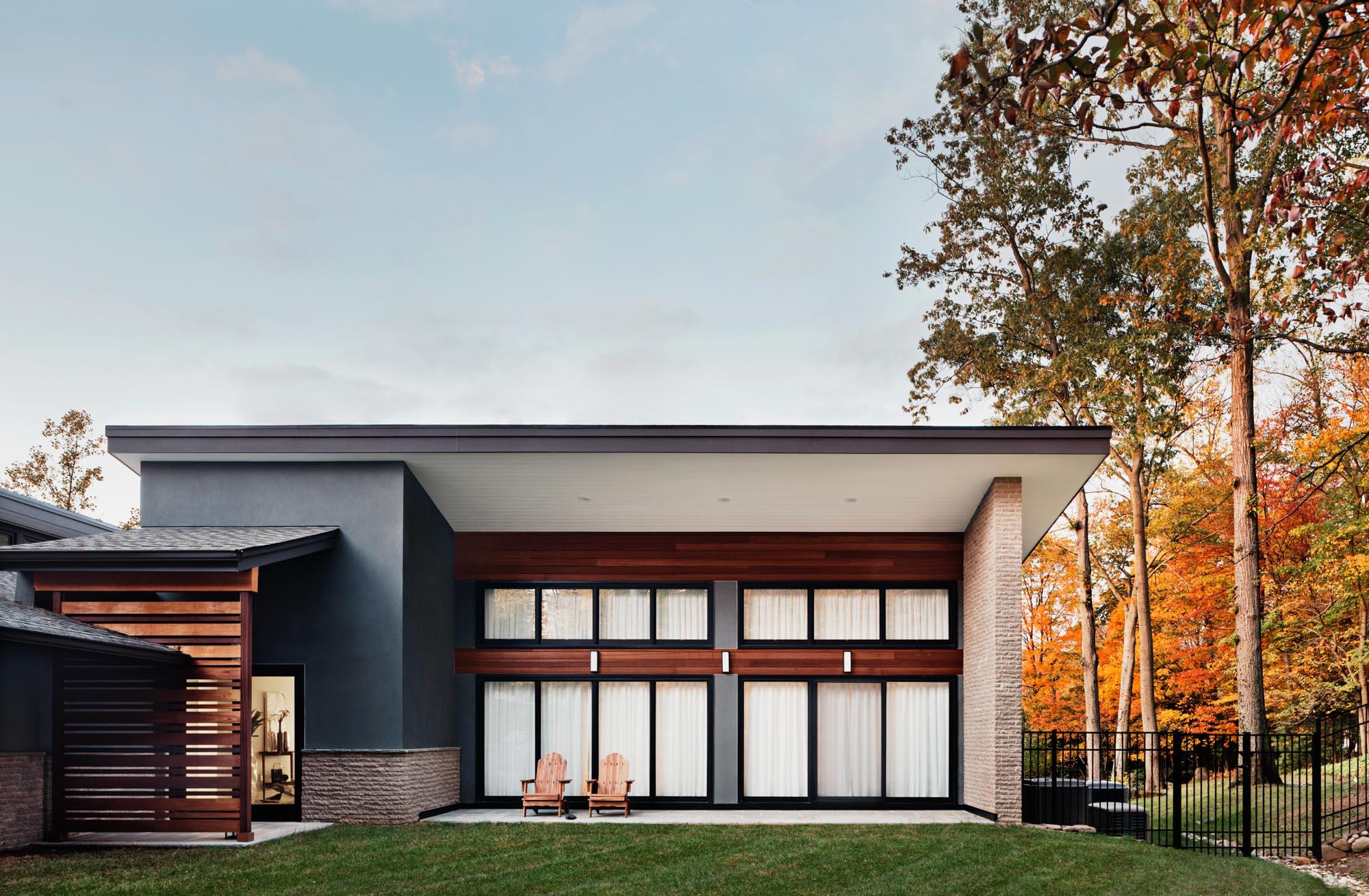 Wood Road Tenafly, NY Z+ Architects