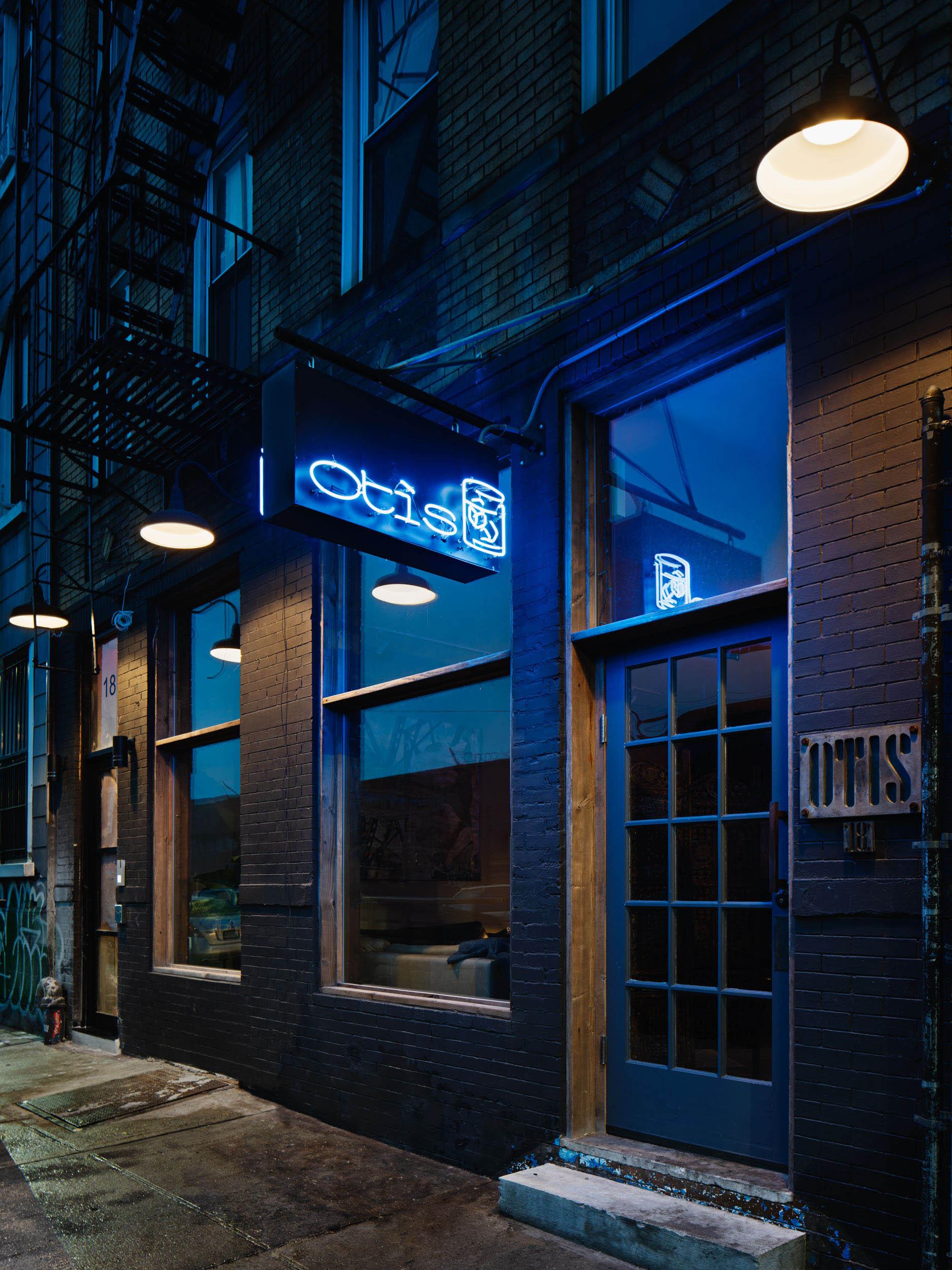 Otis Restaurant Bushwick, Brooklyn J_spy Architecture and Design