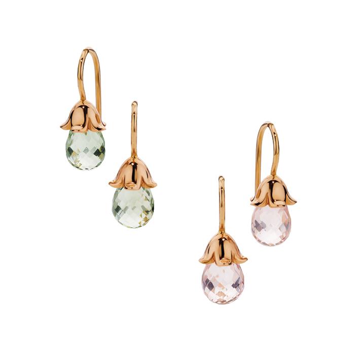Flower Bonnet Earrings