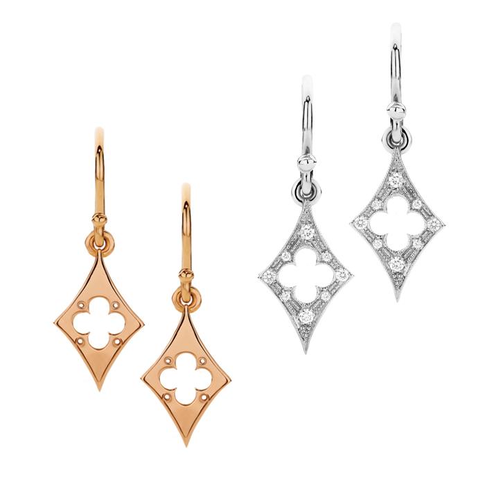 Isolde Drop Earrings