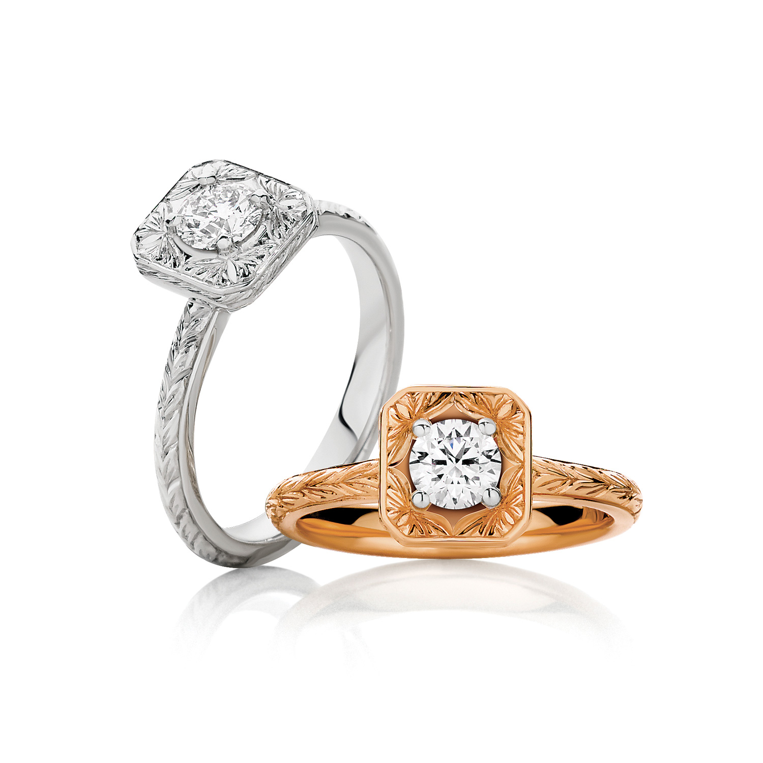 Lovelight Diamond Engagement Ring