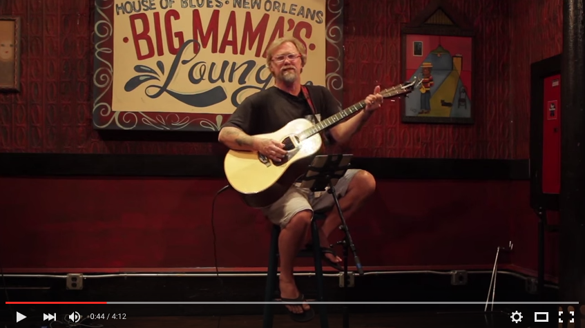 """This great video was filmed during this past year's Jazz Fest  at the House of Blues in New Orleans for Bandsintown.  """"Back Together"""" is on the North Mississippi Osborne debut album """"Freedom & Dreams"""", which can be downloaded HERE"""