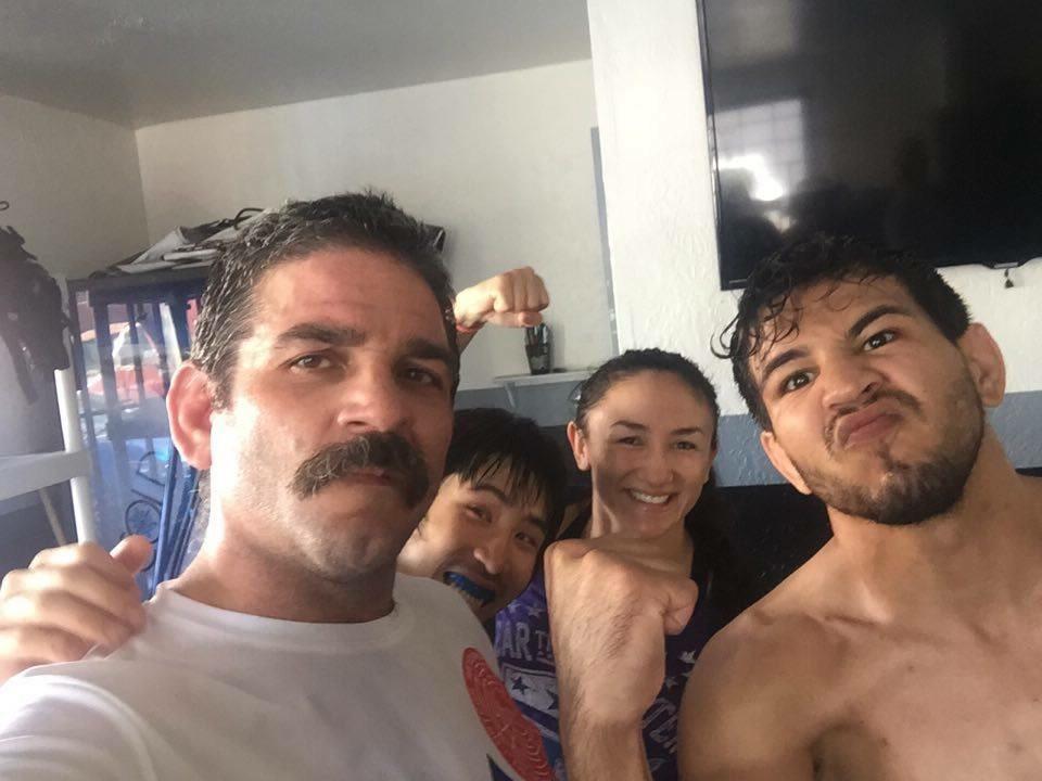 Casey Halstead, Kerry Phan, Carla Esparza and Matthew Lopez