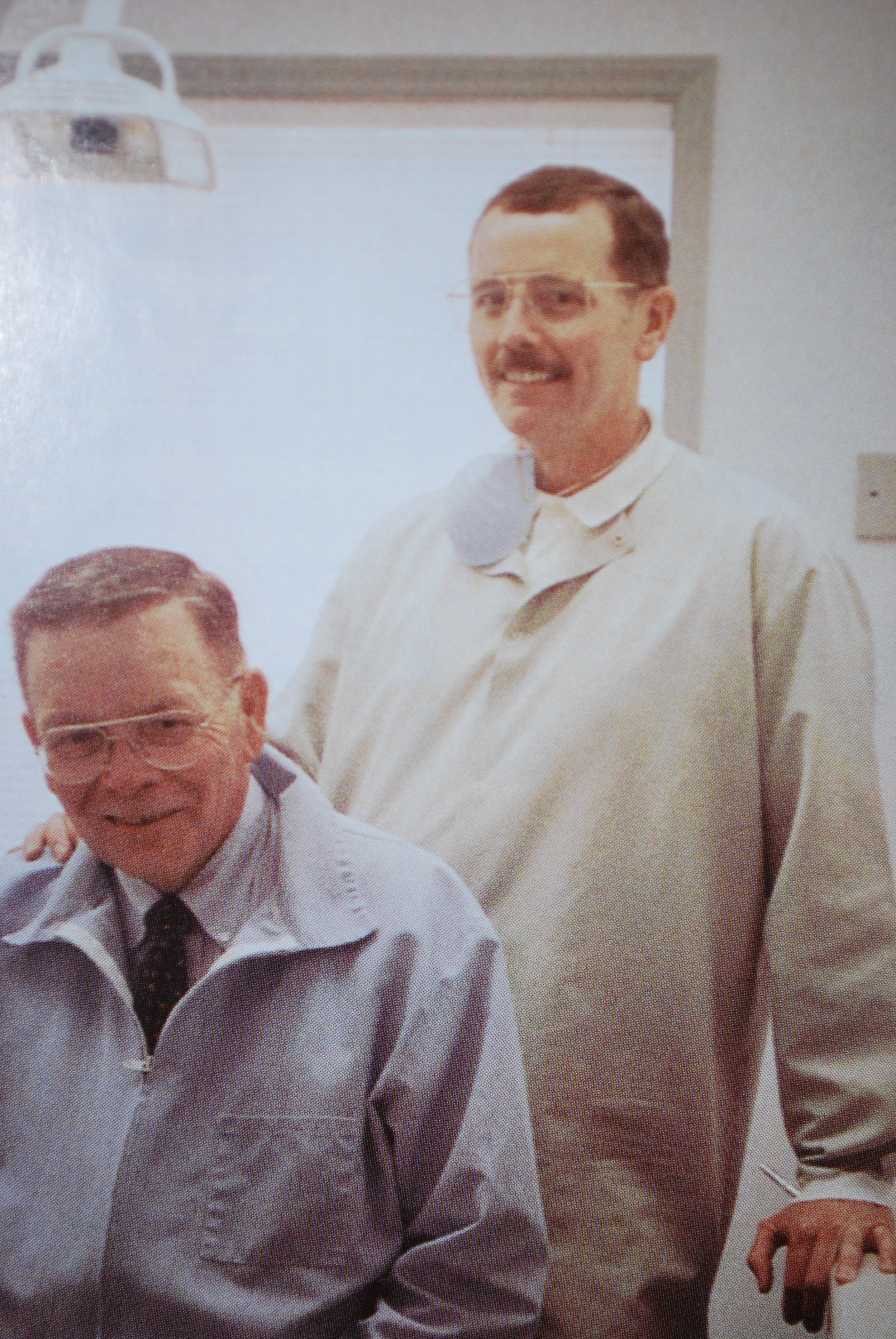Dr. George Graham Patterson and Dr. David Patterson (1996)