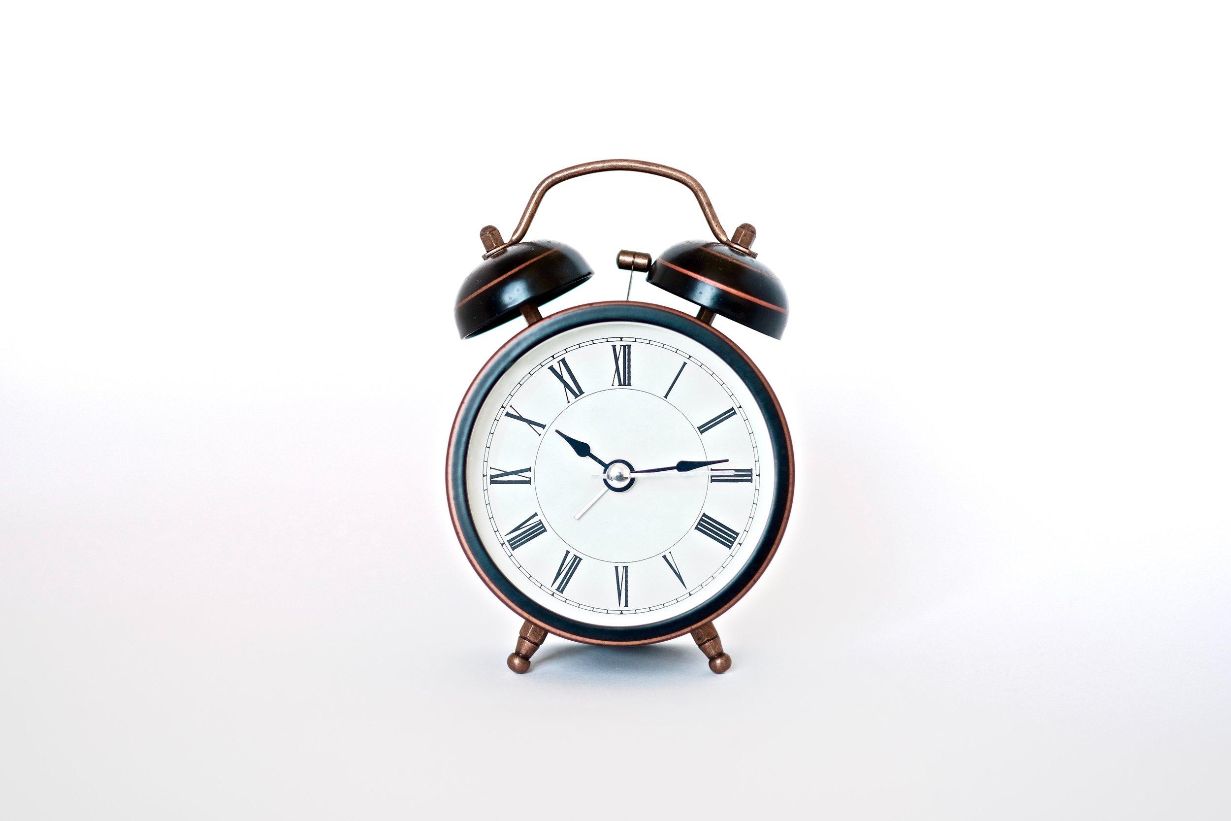 Hello Standard Time!