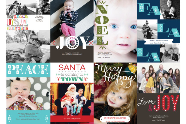 Choose Your Own {Holiday Card} Adventure