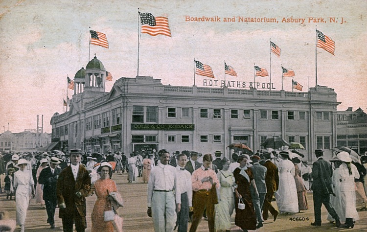 Postmarked August, 1913