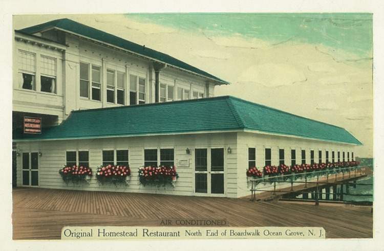 Original Homestead Restaurant