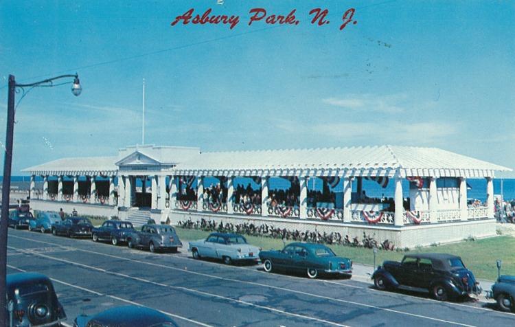 8th Avenue Pavilion